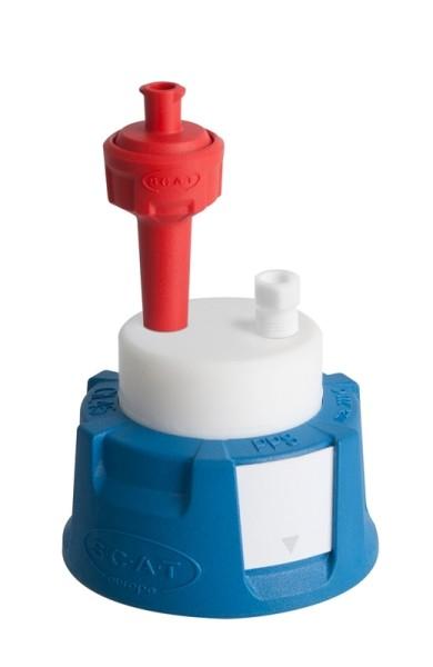 SafetyCapI, V2.0, GL45, präparativ