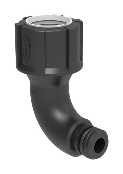 Bogenelement, (ID) 32 mm auf GL25 (m)