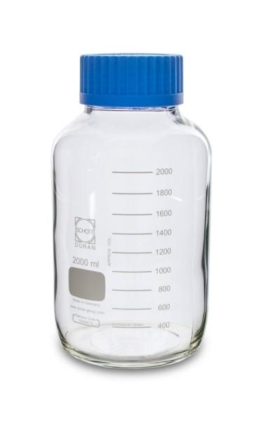 Laborflasche DURAN, GLS80, 2 L